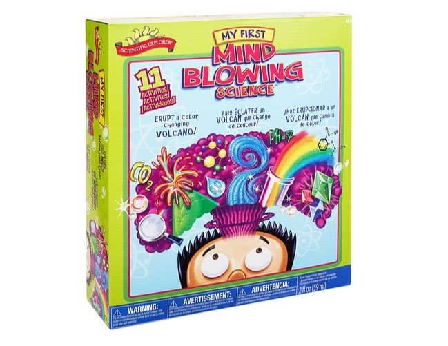 Scientific Explorer My First Mind Blowing Science Kit Only $7.80 (Was $24)