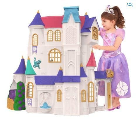 Disney Sofia the First Enchancian Castle $59.97 (Was $149.88) **Lowest Price Ever**