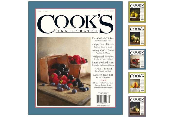 Cook's Illustrated Magazine Subscription ONLY $5.99