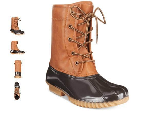 The Original Duck Boot ONLY $19.99
