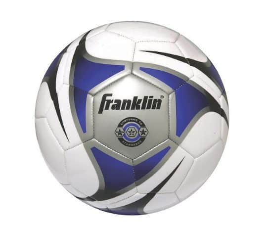 Franklin All Weather Size 4 Soccer Ball ONLY $2.98