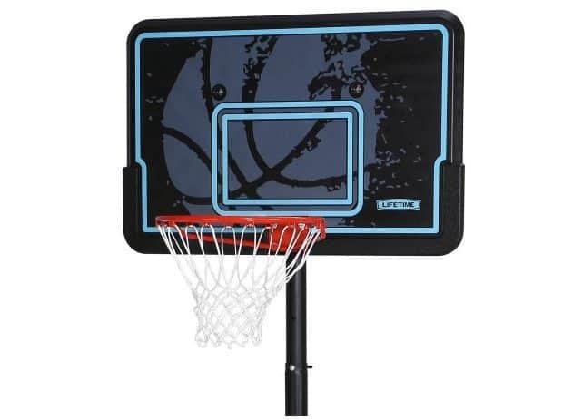 "Lifetime 44"" Portable Basketball System $89 (Was $150)"