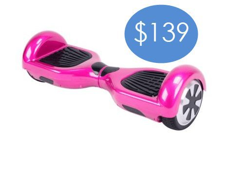 ebay beating walmart black friday ad hoverboards only 139 shipped swaggrabber. Black Bedroom Furniture Sets. Home Design Ideas