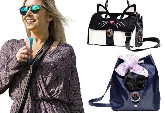 Cool Gifts for Mom - Hydration & Wine Purses!