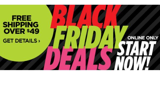 JCPenney One Day Black Friday Deals Going on NOW - $7.99 Appliances - $20 Jackets - and More