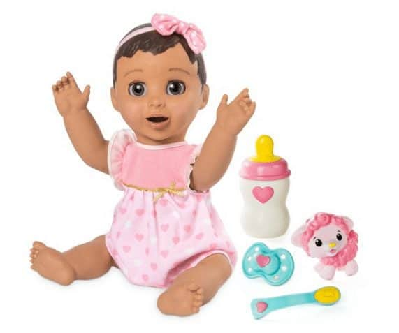 Luvabella Responsive Baby Dolls ONLY $74.96 Shipped