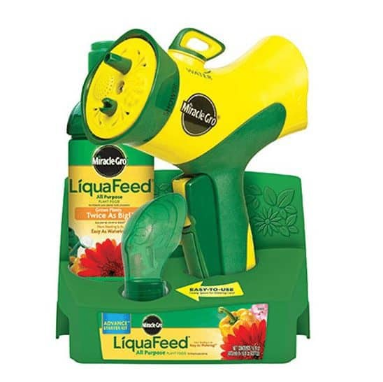 Miracle-Gro LiquaFeed Advance Starter Kit ONLY $3.00