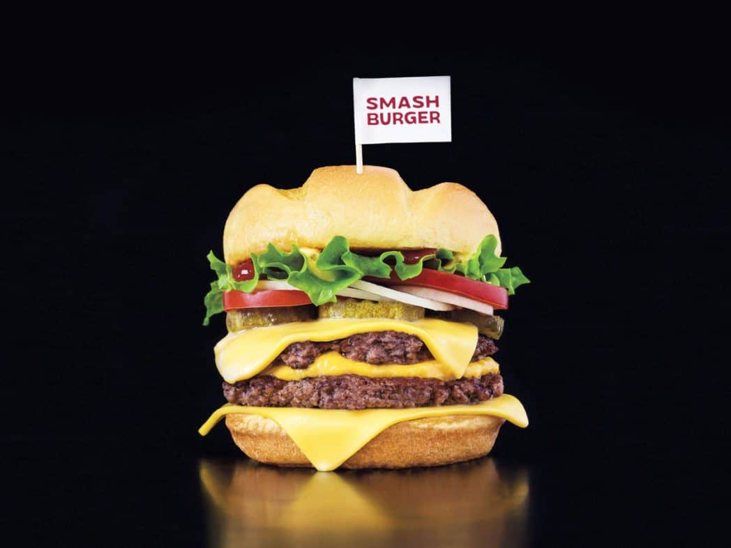Smashbuger Smash Pass – Get Burgers for $1.00