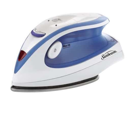 Sunbeam Travel Iron Clearance ONLY $5.99