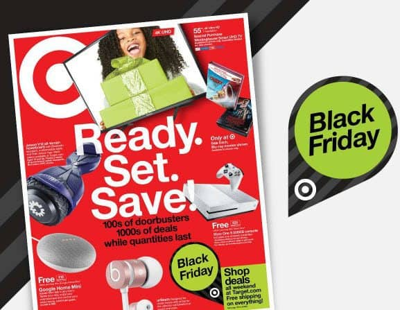 Target Early Black Friday Sale is LIVE!