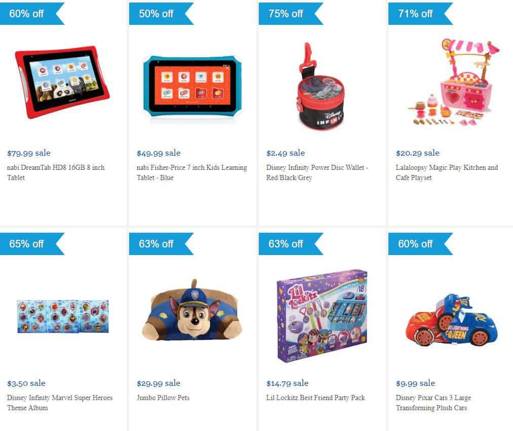 Toys R Us Cyber Flash Sale is LIVE - Up to 75% off - Scooters $9.99 - Baby Alive $14.99 and More
