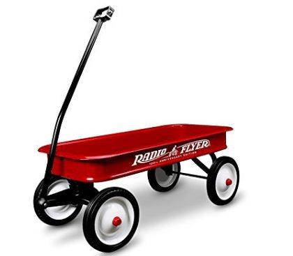 Radio Flyer Classic Red Wagon - 100th Anniversary Edition $49 Shipped (Was $100)