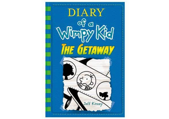 New Diary of a Wimpy Kid #12 Hardcover Book ONLY $5.90 ($13.95 List Price)