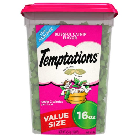 Up to 55% Off Temptations Cat and Dentastix Dog Treats ~ Prices as low as .92