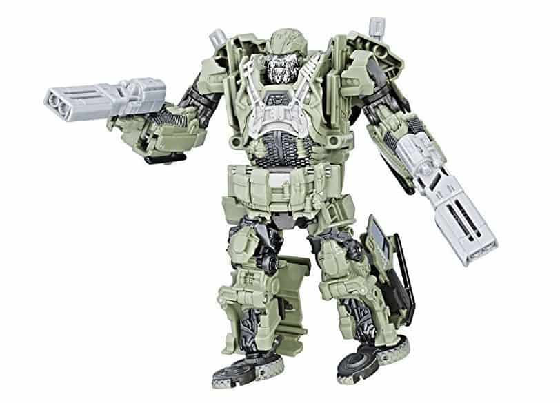Transformers: The Last Knight Voyager Class Autobot Hound $11.15 (Was $30)