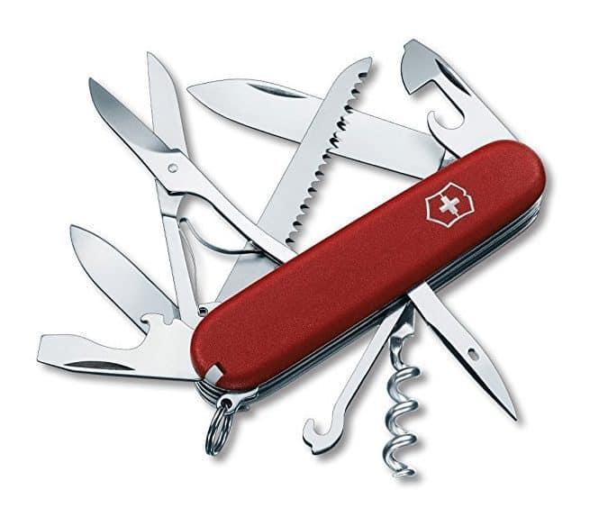 Victorinox Swiss Army Pocket Knife $18.99 (Was $30)