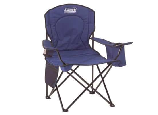 Coleman Oversized Quad Chair with Cooler Only $14.43 (Was $32.56) **Today Only**