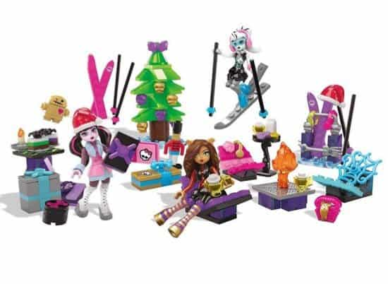 Mega Bloks Monster High Advent Calendar $15.95 (Was $30)