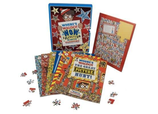 Where's Waldo? The Wow Collection: Six Amazing Books and a Puzzle $17.53 (Was $50)