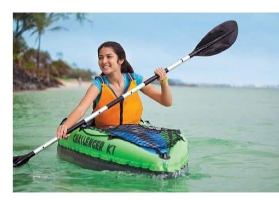 Intex Challenger K1 Kayak Only $49.99 **Today Only**