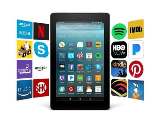 Fire 7 Tablet with Alexa ONLY $39.99
