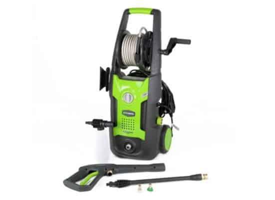 Up to 59% GreenWorks Pressure Washers & Accessories ~ 1700 PSI Pressure Washer $77.40
