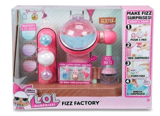 L.O.L Surprise! Fizz Maker Playset Toy $23.87