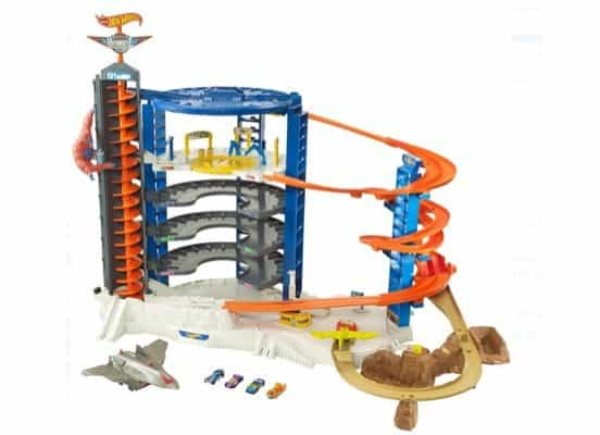 Hot Wheels Super Ultimate Garage Play Set & Accessories $99.99 (Was $178)