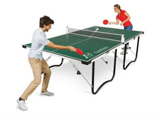 EastPoint Sports Fold 'N Store Table Tennis Table $100 (Was $250)