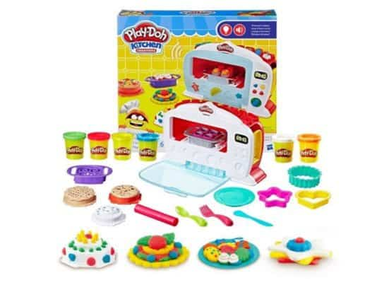 Play-Doh Kitchen Creations Magical Oven Only $18.69
