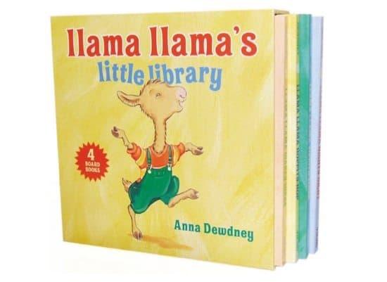 Llama Llama's Little Library ONLY $7.67