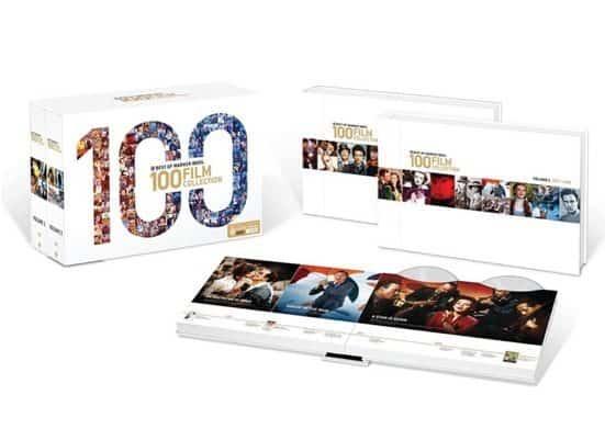 Best of Warner Bros 100 Film Collection $63.99 (Was $597.92) **64¢ Per Movie**