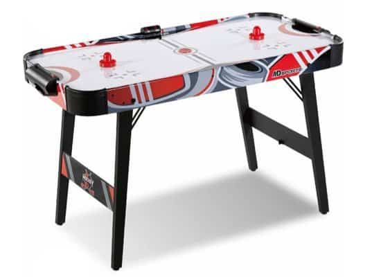 "Medal Sports 48"" Air Powered Hockey Table ONLY $14.99"