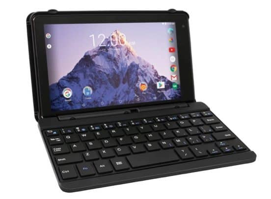 "RCA Voyager 7"" 16GB Tablet with Keyboard Case $42.88 Shipped"