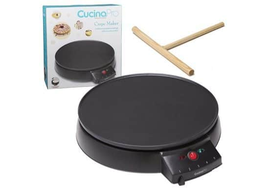 "Crepe Maker and Non-Stick 12"" Griddle $27.95 **Highly Rated**"