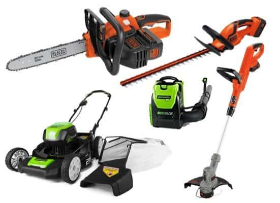 Up to 54% Off Outdoor Power Tools **Today Only**