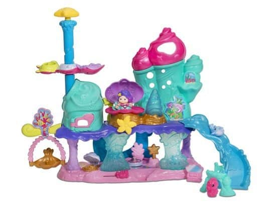 VTech Go! Go! Smart Friends Shimmering Seashell Castle $22.89