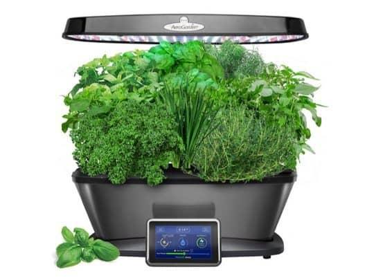AeroGarden Bounty Elite with Gourmet Herb Seed Pod Kit $167.99 (Was $379.95)