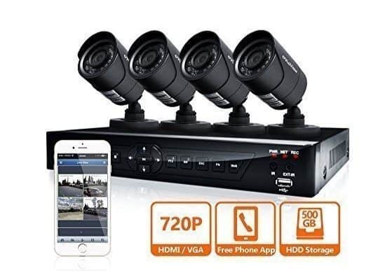 Up to 53% Off Security Cameras **Today Only**