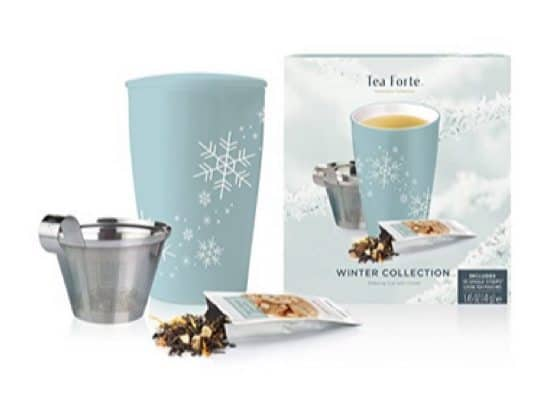 Up to 50% Off Tea Forte Holiday Gifts - Prices as low as $13 **Today Only**