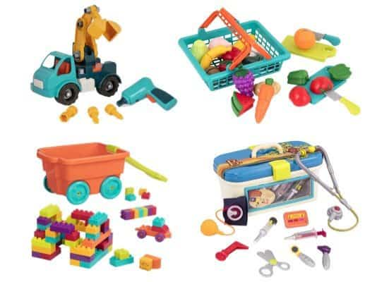 Up to 51% Off Battat Toys ~ Prices as low as $6.25
