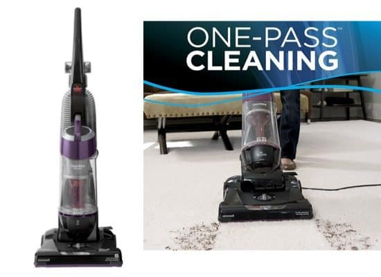 Bissell CleanView Bagless Vacuum with OnePass Only $59.98