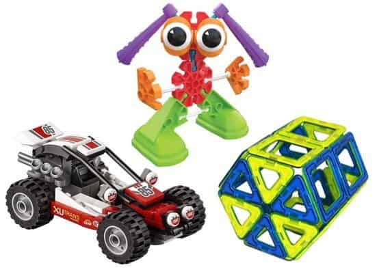 Up to 59% Off Building Sets ~ Prices as low as $7.99 **Today Only**