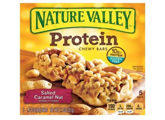 Nature Valley Chewy Granola Bars Only $1.15