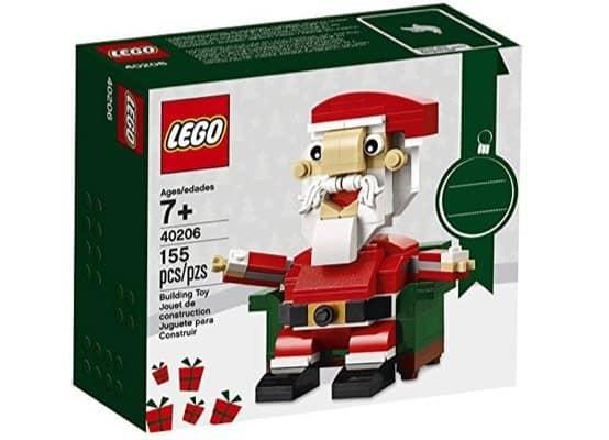 LEGO Creator Holiday Santa Building Kit $7.99