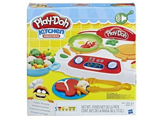 Play-Doh Kitchen Creations Sizzlin' Stovetop Only $10.88
