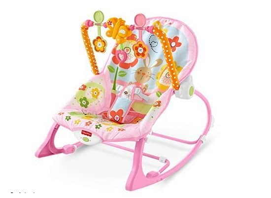 Fisher-Price Infant-to-Toddler Rocker $24.88