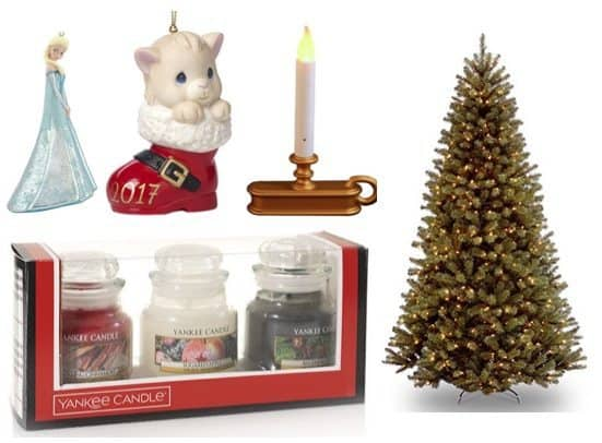 Up to 83% Off Holiday Decor & Trees ~ Yankee Candle Trio Gift Set Only $14.99 **Today Only**