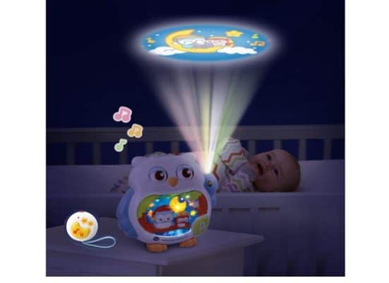 VTech Twinkle & Soothe Owl Projector $13.47 (Was $35)