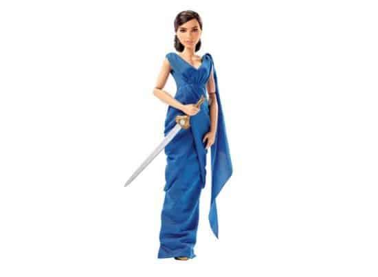 DC Wonder Woman Diana Prince & Hidden Sword Doll Only $4.99